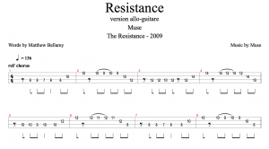 muse resistance bass